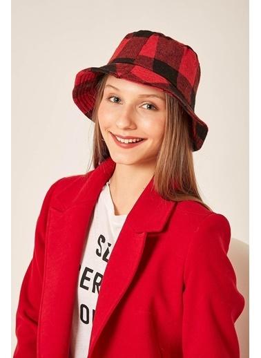 Axesoire Şapka Kırmızı